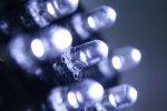 oświetlenie, diody, światło
